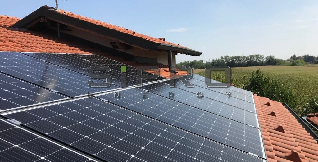 Sipro fotovoltaico residenziale in lombardia